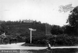 Hambledon, Mervil Hill 1904