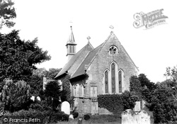 Hambledon, St Peter's Church 1904