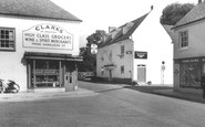 Hambledon, the George Inn c1960