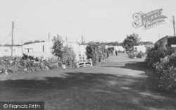 Carroyd Caravan Park c.1965, Hambleton