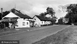 Hambleton, Meadow Cafe And Pink Cottage c.1965