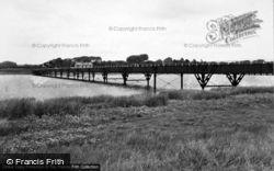 Shard Bridge c.1955, Hambleton