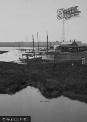 Hambleton, The Creek c.1960