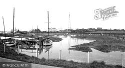 The Creek c.1960, Hambleton