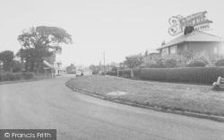 The Shovels Inn c.1965, Hambleton