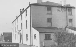 Wardley's Hotel c.1960, Hambleton