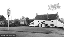 Hambridge, Lamb And Lion Inn c.1965