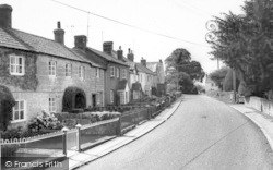 Hambridge, The Village c.1965