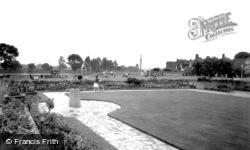 Furnivall Gardens c.1960, Hammersmith