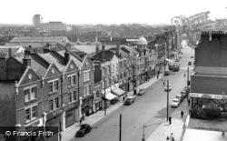 King Street c.1960, Hammersmith