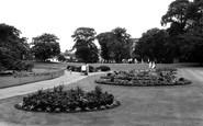 Hammersmith, Ravenscourt Park c1960