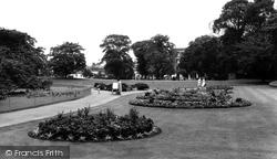 Ravenscourt Park c.1960, Hammersmith