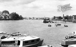 The Pier c.1960, Hammersmith