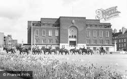 The Town Hall c.1960, Hammersmith