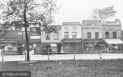 Uxbridge Road c.1900, Hammersmith