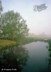 Hammoon, Mist On The River Stour 2006