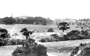 Hampstead, Heath from Parliament Hill 1898