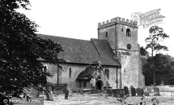 Hampstead Norreys, St Mary's Church 1959