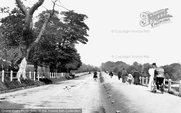 Hampstead, Spaniards Road 1898