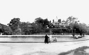 Hampstead, White Stone Pond 1898