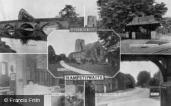 Composite c.1960, Hampsthwaite