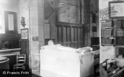 The Amy Woodforde-Finden Memorial c.1960, Hampsthwaite
