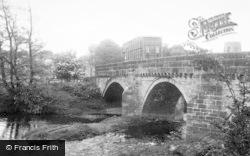The Bridge c.1955, Hampsthwaite