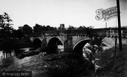 The Bridge c.1960, Hampsthwaite