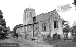 The Church Of St Thomas A Becket c.1960, Hampsthwaite
