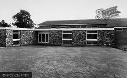 The Memorial Hall c.1965, Hampsthwaite