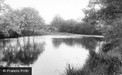The River c.1955, Hampsthwaite