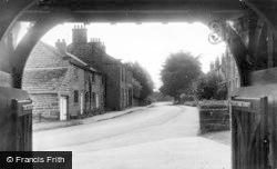 The View Through The Lychgate c.1955, Hampsthwaite