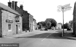 The Village c.1965, Hampsthwaite