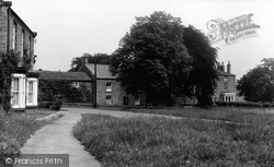 The Village Green c.1955, Hampsthwaite