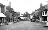 Hampton Wick, High Street c1960