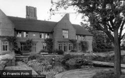 Below The Terrace, Handcross Park c.1960, Handcross