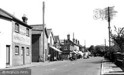 Handcross, High Street c.1955