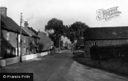 Handcross, Horsham Road c.1955