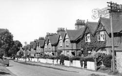 Horsham Road c.1955, Handcross