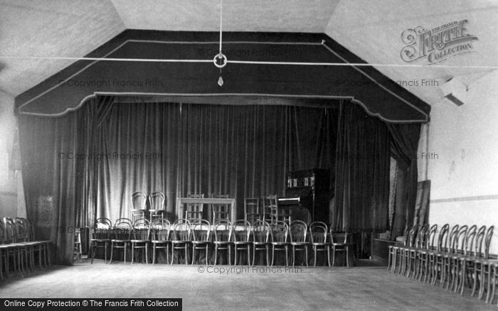 Photo of Handcross, Parish Hall c.1955