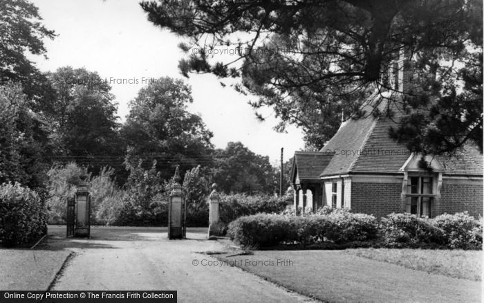 Photo of Handcross, Park Lodge c.1955