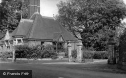 Park Lodge c.1955, Handcross