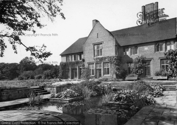 Photo of Handcross, Park, South Front c.1960