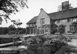 Handcross, Park, South Front c.1960