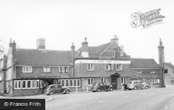 Handcross, Red Lion Hotel c.1955