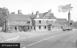 Handcross, Red Lion Hotel c.1960