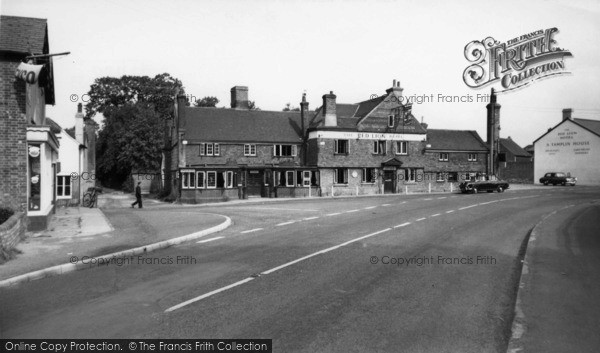 Photo of Handcross, Red Lion Hotel c.1960