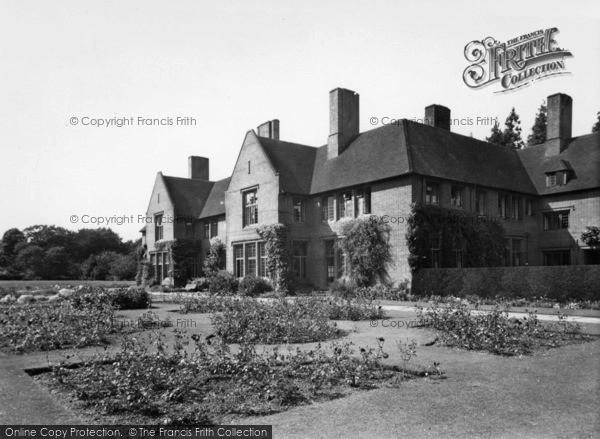 Photo of Handcross, Rose Garden, Handcross Park Cc.1960