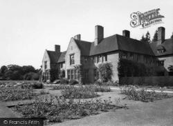Handcross, Rose Garden, Handcross Park Cc.1960