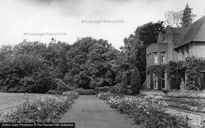 Photo of Handcross, Rose Walk, Handcross Park c.1955